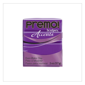 Premo-Sculpey-Accents-Purple-Pearl-57g
