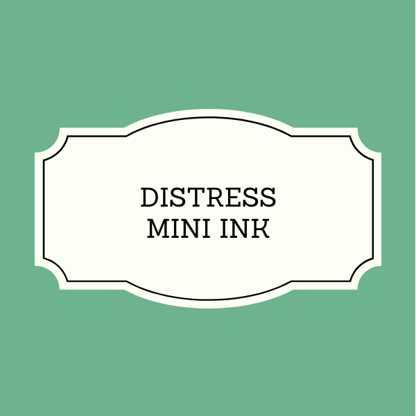 Distress Mini Ink